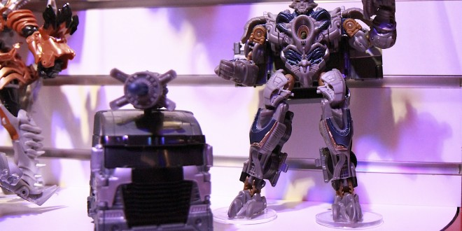 TOY FAIR 2014: Meet GALVATRON From TRANSFORMERS: AGE OF EXTINCTION
