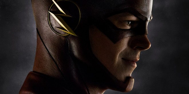 First Look At Grant Gustin as THE FLASH!