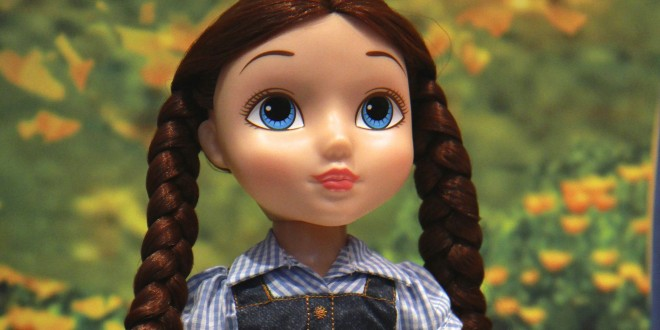 TOY FAIR 2014: LEGENDS OF OZ: DOROTHY'S RETURN Figures PLUS New Theatrical Trailer!
