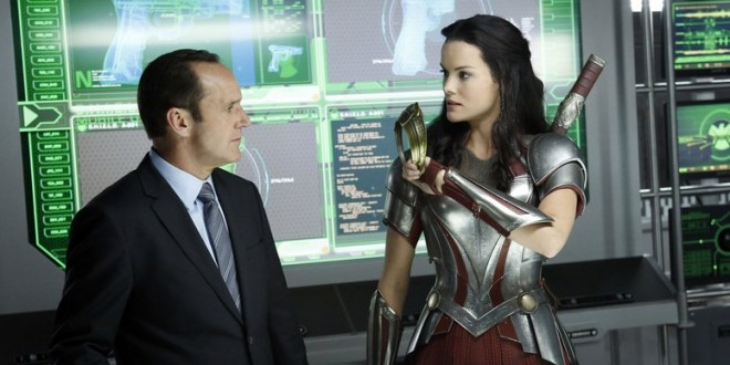 First Clip Hits of Jaimie Alexander's Appearance as Lady Sif on AGENTS OF S.H.I.E.L.D.
