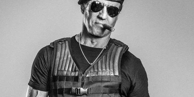 EXPENDABLES 3 All-Star Roll Call With 16 Character Posters & Trailer