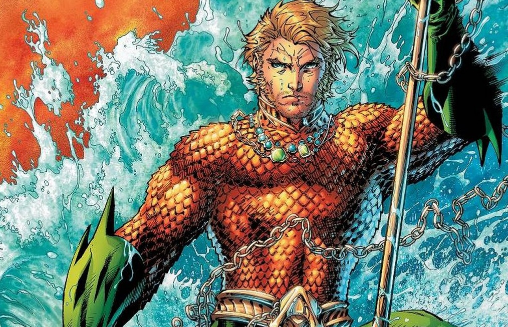 Further Fuel To The Fire That Jason Momoa Is Aquaman in ... Liam Mcintyre Aquaman