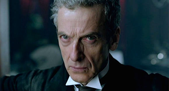 DOCTOR WHO Goes Into Darkness In First Full Season Eight Trailer
