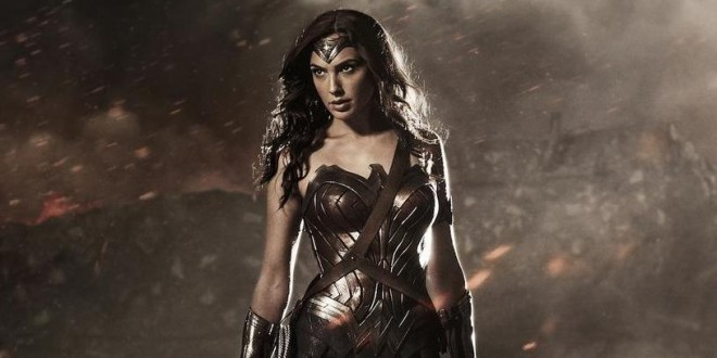 COMIC-CON: Gal Gadot as Wonder Woman From BATMAN V SUPERMAN: DAWN OF JUSTICE Revealed!!