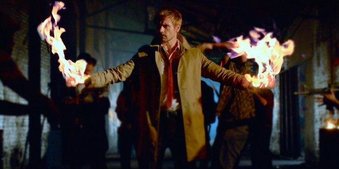 COMIC-CON: New Preview of CONSTANTINE Released
