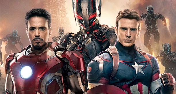 First Official Images from AVENGERS: AGE OF ULTRON Revealed!
