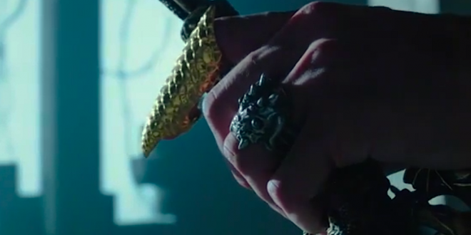 COMIC-CON: Ra's Al Ghul Teased In New ARROW Extended Season Three Trailer!