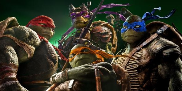 TEENAGE MUTANT NINJA TURTLES Get Shell Shocked In High Octane New Trailer