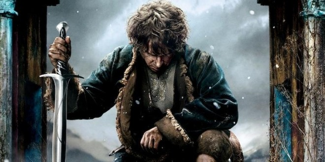 Epic Teaser Trailer To THE HOBBIT: THE BATTLE OF THE FIVE ARMIES Is Here!
