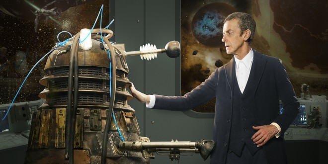 The Twelfth Doctor Takes On The Daleks! Images and Trailer From DOCTOR WHO: INTO THE DALEK