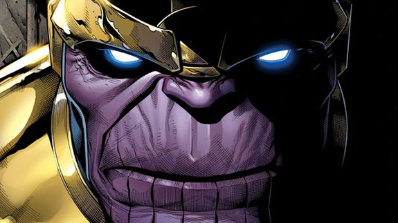 Thanos Image Officially Revealed From GUARDIANS OF THE GALAXY