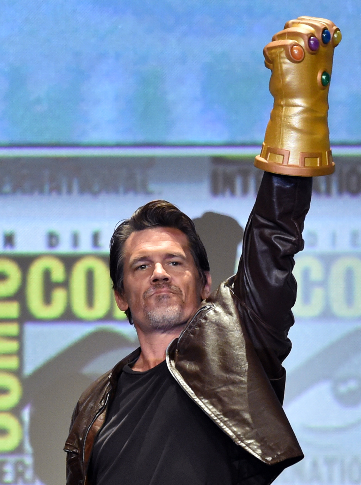 Marvel Officially Reveals Josh Brolin As Thanos! - Nerdy ... Guardians Of The Galaxy Thanos Actor