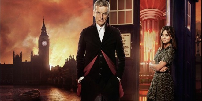 Review – DOCTOR WHO: DEEP BREATH