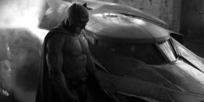 First Look At The Batmobile On The Set of BATMAN V SUPERMAN: DAWN OF JUSTICE… UPDATED!