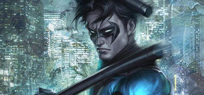 Nightwing Will Lead A Rebooted TEEN TITANS In Proposed TNT Pilot