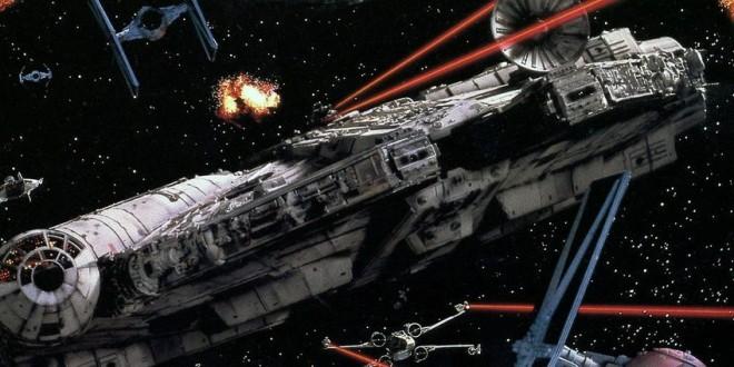 J.J. Abrams v Zack Snyder Twitter War!! Abrams Serves Snyder With A Look At The STAR WARS: EPISODE VII Millennium Falcon