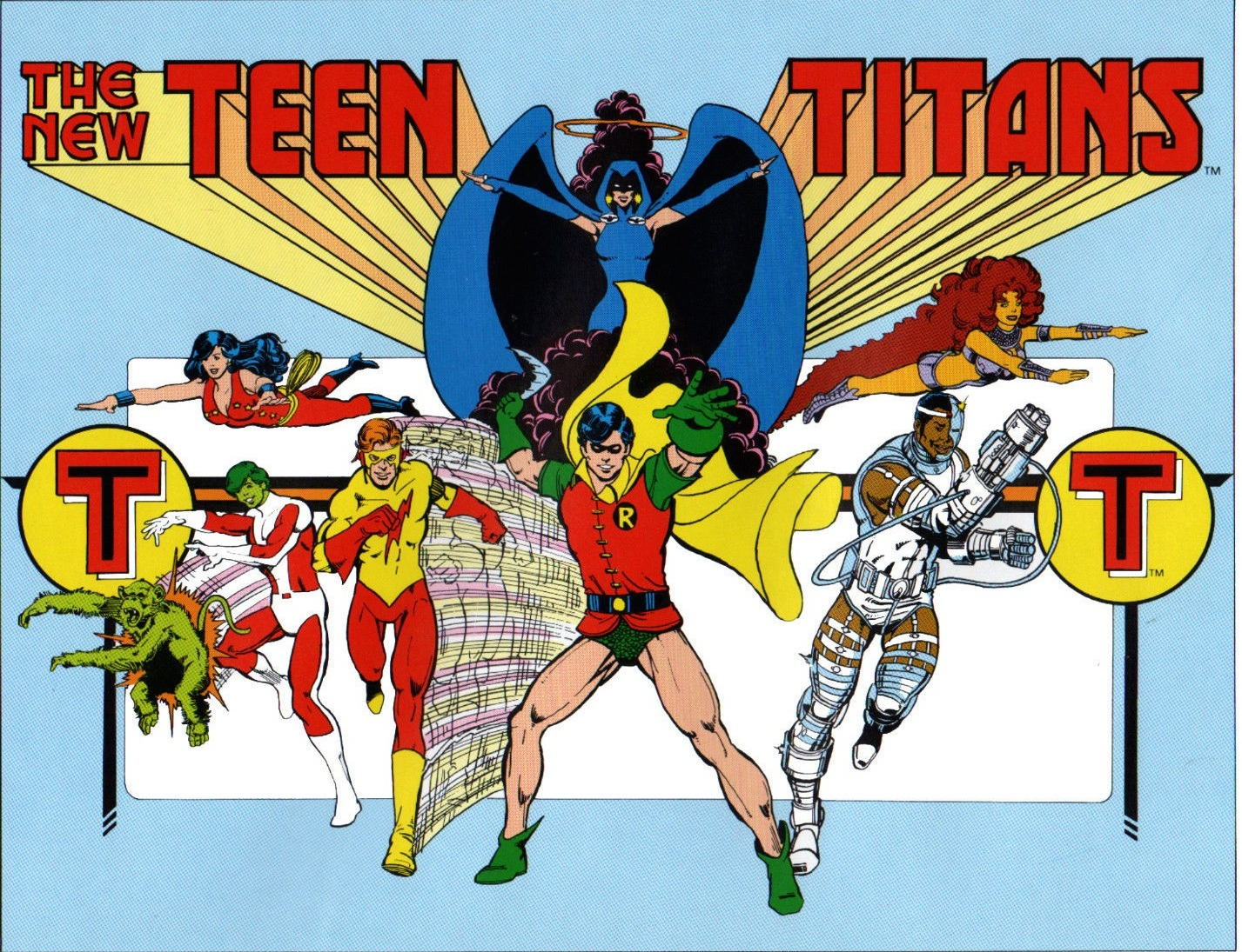 nightwing will lead a rebooted teen titans in proposed tnt. Black Bedroom Furniture Sets. Home Design Ideas