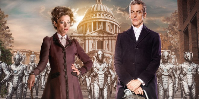 The Cybermen Return For The DOCTOR WHO Two-Part Season Finale