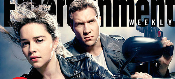 First Look At TERMINATOR: GENISYS On The Cover Of Entertainment Weekly