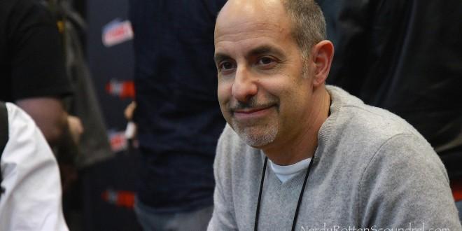 NEW YORK COMIC CON 2014 INTERVIEW: David S. Goyer Talks CONSTANTINE