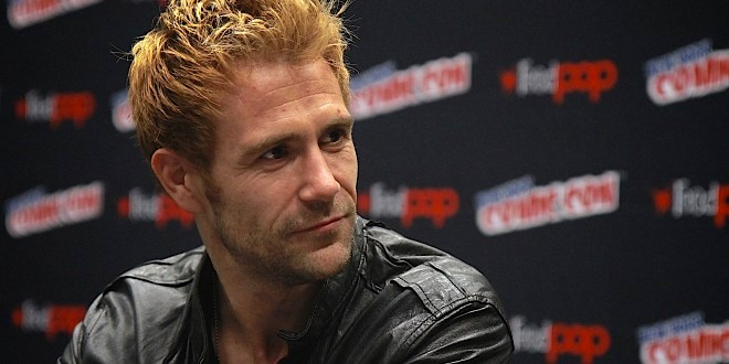 NEW YORK COMIC CON 2014 INTERVIEW: Matt Ryan Talks CONSTANTINE