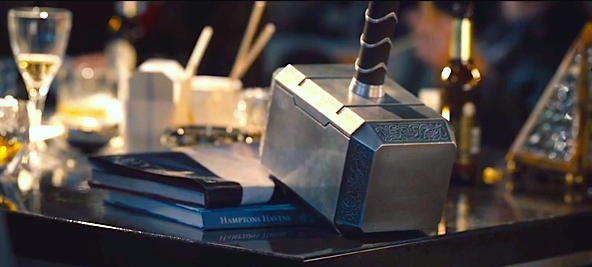 First Clip From AVENGERS: AGE OF ULTRON Reveals The Impossible Task of Wielding the Hammer of Thor