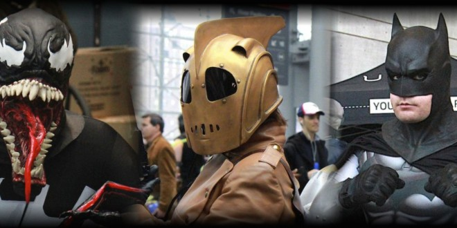 NEW YORK COMIC CON 2014: COSPLAY, Part 2