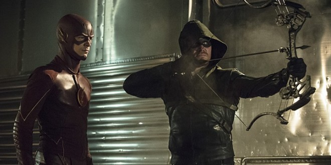 Images From Part Two of THE FLASH / ARROW Crossover, THE BRAVE AND THE BOLD!