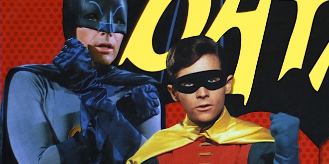 Review – BATMAN: THE COMPLETE SERIES Blu-ray Limited Edition Box Set