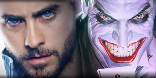 Is Jared Leto Joining SUICIDE SQUAD As The Joker?