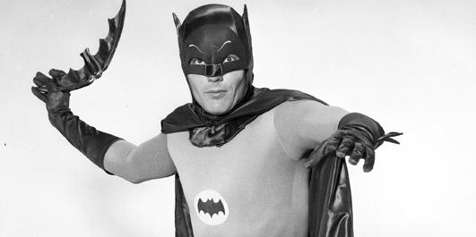 NEW YORK COMIC CON INTERVIEW 2014: Adam West Shares His BATMAN Television Show Memories, Part 2