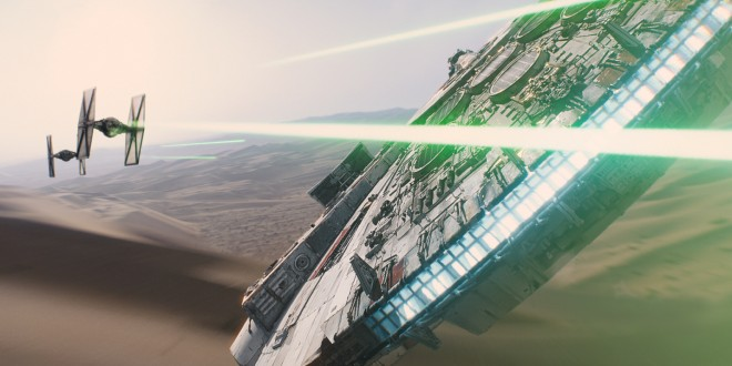 STAR WARS: THE FORCE AWAKENS Trailer Has Arrived!