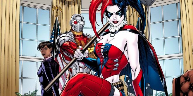 SUICIDE SQUAD Cast Announced! Will Smith, Jared Leto, Margot Robbie and Tom Hardy Enlisted!