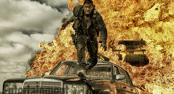 Visually Mind Blowing New Trailer To MAD MAX: FURY ROAD Is Here!