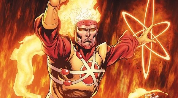New Look At FIRESTORM's Costume From THE FLASH!