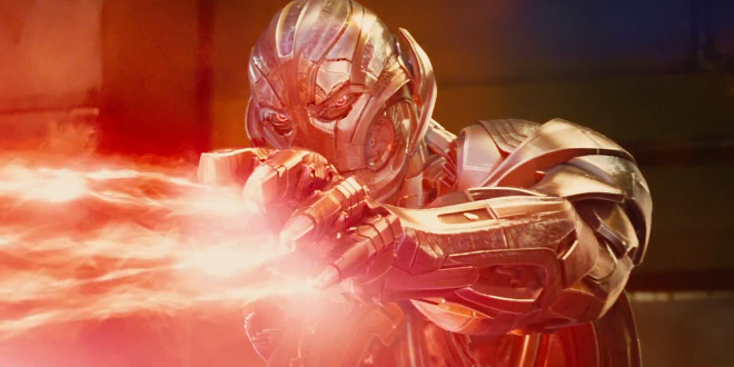 Explosive Second Trailer to AVENGERS: AGE OF ULTRON Hits!