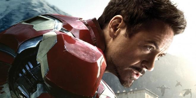 Robert Downey Jr. Reveals Iron Man AVENGERS: AGE OF ULTRON Character Poster