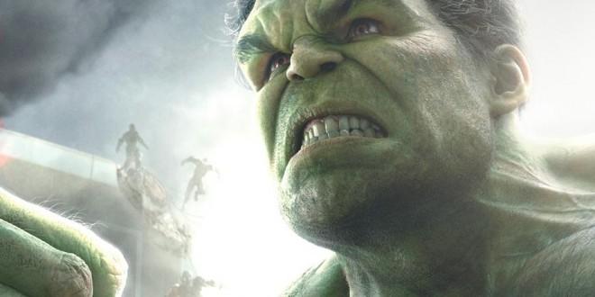 Mark Ruffalo Reveals Hulk AVENGERS: AGE OF ULTRON Character Poster