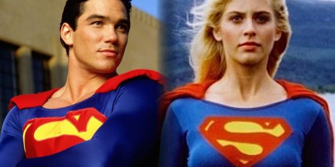 Dean Cain and Helen Slater Join SUPERGIRL In Super Secret Roles