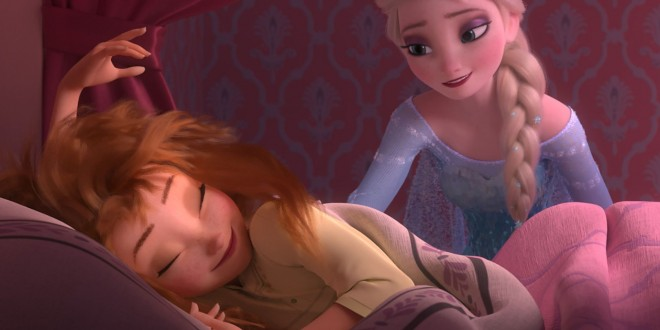First Trailer To FROZEN FEVER Hits!