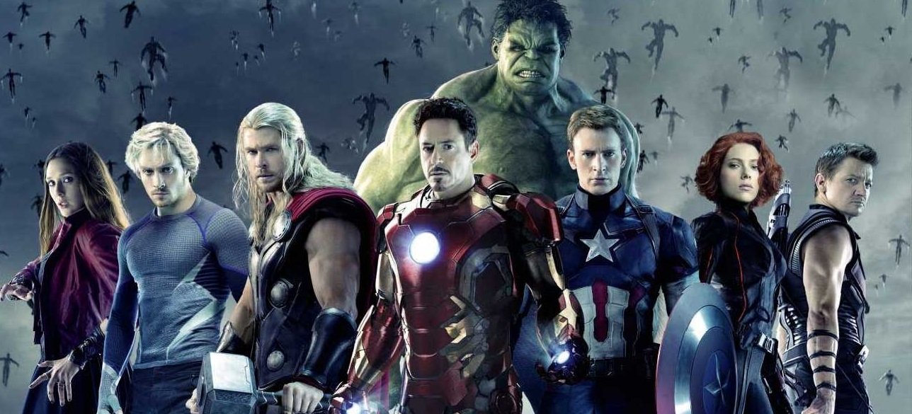 Extended AVENGERS: AGE OF ULTRON TV Spot Brings The Big ...