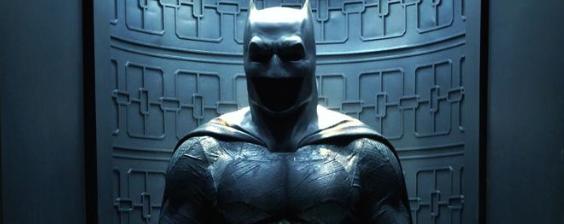 BatSuit Following Tonights Batman V Superman Teaser Trailer