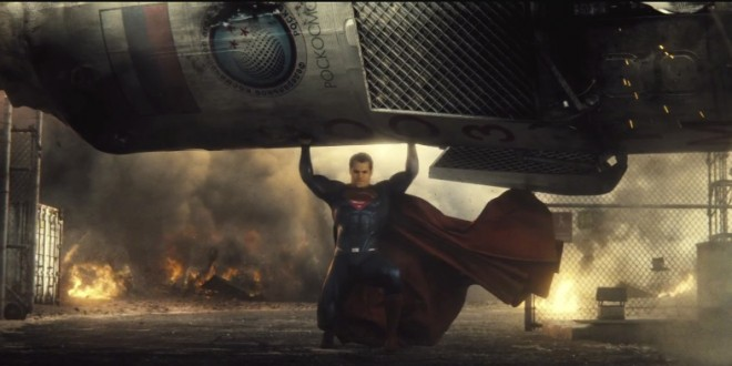 Check Out 20 Images From The BATMAN V SUPERMAN: DAWN OF JUSTICE Teaser Trailer!