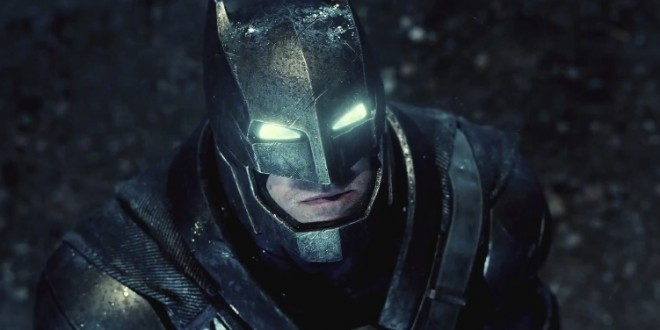 BATMAN V SUPERMAN: DAWN OF JUSTICE Teaser Trailer OFFICIALLY Released!