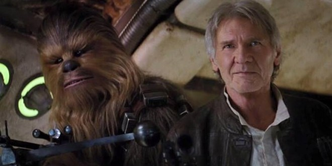 New STAR WARS: THE FORCE AWAKENS Teaser Trailer Unleashed!