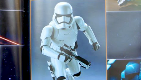 First Full Image of New Stormtrooper From STAR WARS: THE FORCE AWAKENS Surfaces