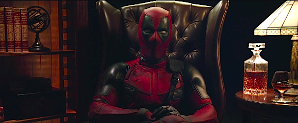 Deadpool Trailer Preview