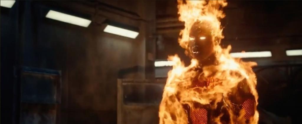 Fantastic Four Human Torch