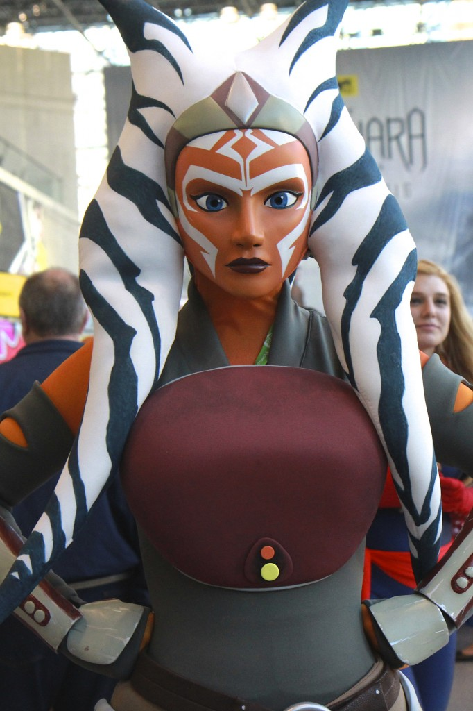 New_York_Comic_Con_Cosplay_2015_Ahsoka_Tano