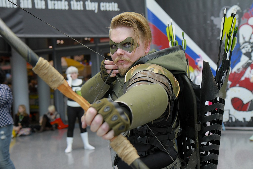 New_York_Comic_Con_Cosplay_2015_Green_Arrow